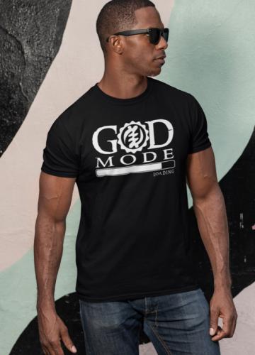 God mode man